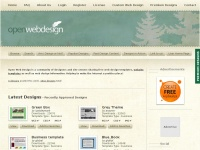 Openwebdesign.org - Open Web Design - Download Free Web Design Templates