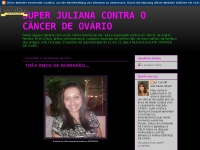 superjulianacontraocancerdeovario.blogspot.com