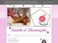 Saudeedecoracao.blogspot.com - Saúde & Decoração