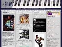Ejazz.com.br - ::: O site do jazz e da música instrumental :::