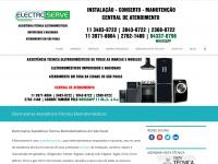 Electroserve.com.br - Electroserve Assistência Técnica Eletrodomésticos Importados e Nacionais em São Paulo | 3971-8804
