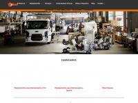 Elgimaq.com.br - Sinalização horizontal | Demarcação viária | Marcação de estradas