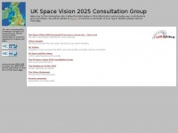 Eusec.org - UK Space Vision 2025