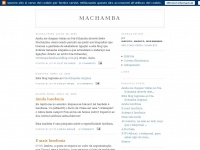 Machamba.blogspot.it - Machamba
