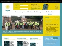 Tcpa.org.uk - Town and Country Planning Association