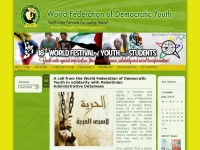 Wfdy.org - World Federation of Democratic Youth
