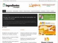 Revista It – Ingredientes e Tecnologias
