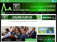 Renewableenergyworld-europe.com - Renewable Energy World Europe - 9- 11 June 2015, Amsterdam RAI, Amsterdam, The Netherlands