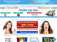 Criação de Site Curitiba | Emerson Sites e Sistemas - Webdesign - desenvolvimento
