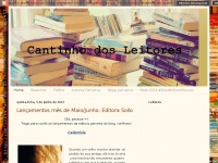cantinhodaleituraedosleitores.blogspot.com