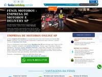 Motoboy Rápido - FÊNIX MOTOBOY | Serviço Entrega 24hs SP