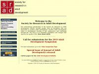 Adultdevelopment.org - SRAD   Home Page