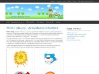 Pintardibujo.com - Pintar dibujos   Actividades Infantiles
