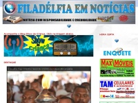 Filadelfiaemnoticias.com.br - Filadélfia em Notícias