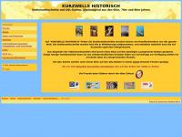 Kurzwelle-historisch.de - Kurzwelle historisch - Homepage von Manfred Hueppelshaeuser