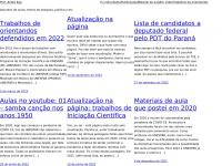 André Egg | Reflexões, análises e crítica