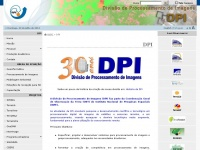 Terralib.org - TerraLib :: home :: DPI/INPE