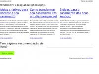 Noivaslisas.com.br - Noivas Lisas – Tudo do mundo de Casamentos!