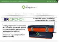 Chipbrasil.com.br - ChipBrasil – Empresa Brasileira de Cronometragem