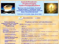 Chemtrails-info.de - Gerd Gutemann: Homepage mit Biographie und Werken Jakob Lorbers (1800-64); Themenbearbeitungen