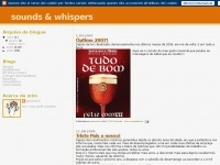 soundsandwhispers.blogspot.com