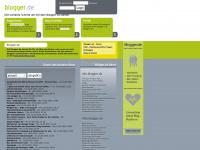 Blogger.de - Die deutschsprachige Blog-Community - Kostenlos ein Blog anlegen