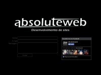 Absoluteweb.com.br - Absoluteweb - professional control panel