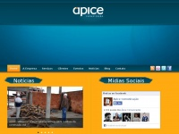 Apicecom.com.br - Ápice 360º - Comunicação em todos os sentidos