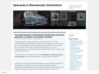 Operação & Manutenção Sustentável | A Operação & Manutenção de instalações e utilidades em destaque