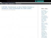 Blog do Esmael - A política como ela é em tempo real.