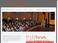 LEDforum 2018