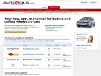 Autorola.co.uk - Online car auction - buy and sell cars