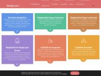 Servicio domestico | Cuidado de ancianos | Limpieza del hogar