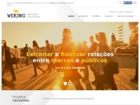 Weking.com.br - Weking Comunicação