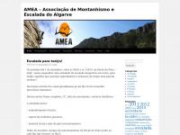 Amea.pt - AMEA – Associação de Montanhismo e Escalada do Algarve