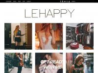 Le-happy.com - LE HAPPY - by Lua : LE HAPPY