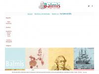 Balmis.org - .:::Fundación Francisco X. Balmis - Rotary Club Alicante:::.