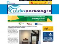 Radio Portalegre - Entrada
