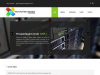 Hospeda GKD - Hospedagem Profissional de Sites Sistemas Blog Hot Site