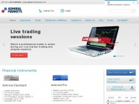 Trade Forex, CFDs, metals & more with authorized online broker - Admiral Markets