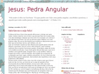 jesus-pedraangular.blogspot.com