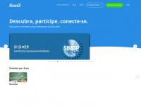 Even3 | Plataforma de Gestão de Eventos Científicos