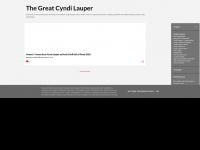 thegreatcyndilauper.blogspot.com