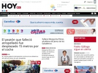 Hoy.es - HOY Extremadura a diario con noticias y última hora del periódico y la edición digital   Hoy