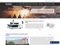 Chinacnc.es - Cortadora láser de fibra | Cortadora y grabadora láser | Bodor