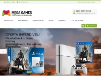 Home - Mega Games