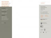 Deutscheakademie.de - Deutsche Akademie für Sprache und Dichtung