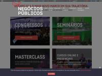 Grupo Negócios Públicos – Capacitação e Soluções para Agentes Públicos