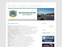São Lourenço do Sul | Guia do Município São Lourenço do Sul