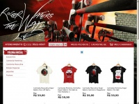 Roger Waters Store   Produtos Oficiais Roger Waters The Wall.